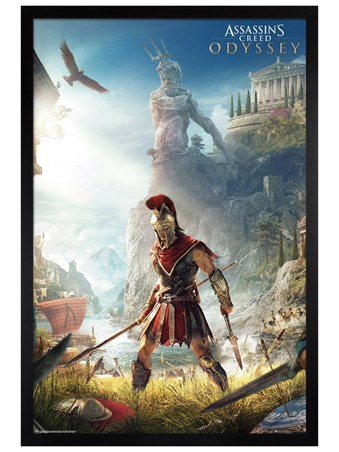 Odyssey Keyart - Assassins Creed