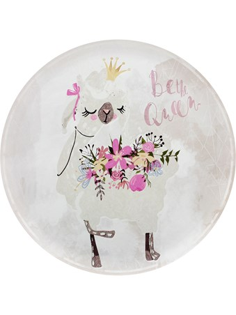 Be The Queen - Lovely Llama I
