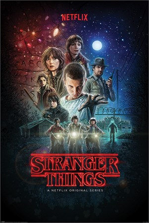 Character Montage, Stranger Things
