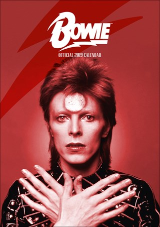 The Grandfather Of Glamrock - David Bowie