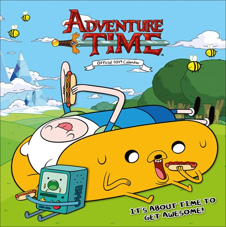 Time To Get Awesome! - Adventure Time