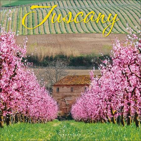 Fine Art And Extraordinary Scenery - Tuscany