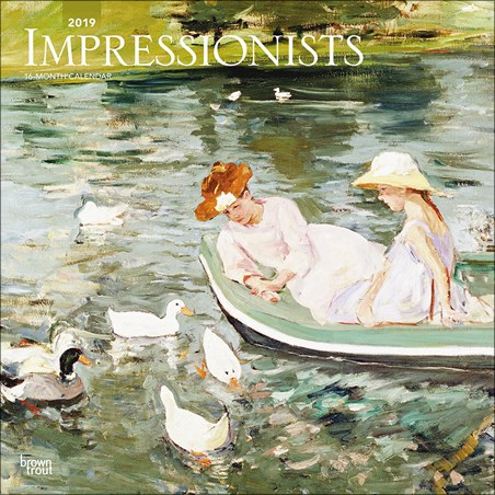 The 19th Century Movement - Impressionists