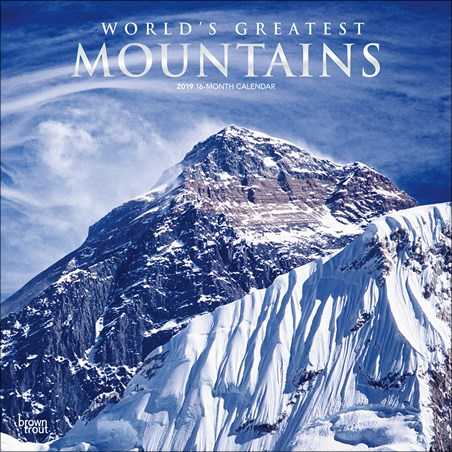 Worlds Greatest Mountains - New Heights
