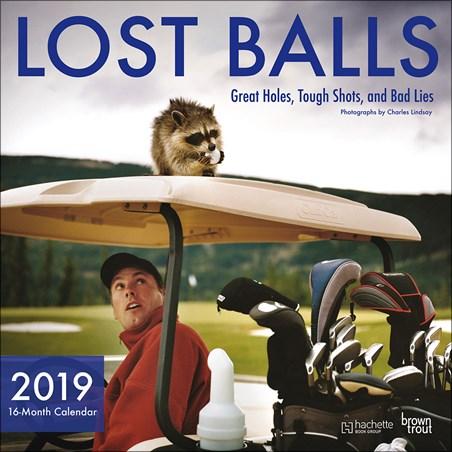 Great Holes Tough Shots And Bad Lies - Lost Balls