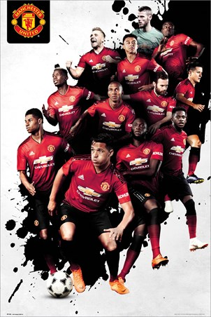 Players 18-19, Manchester United