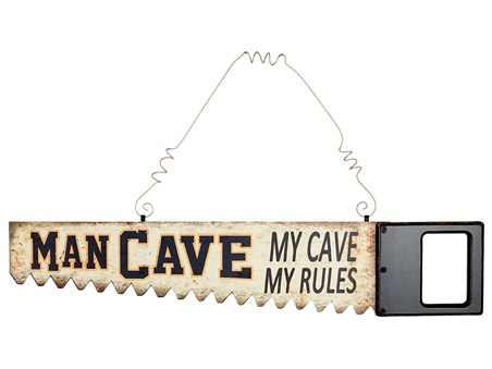 My Cave My Rules - Man Cave