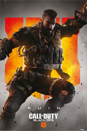 Ruin - Call Of Duty: Black Ops 4