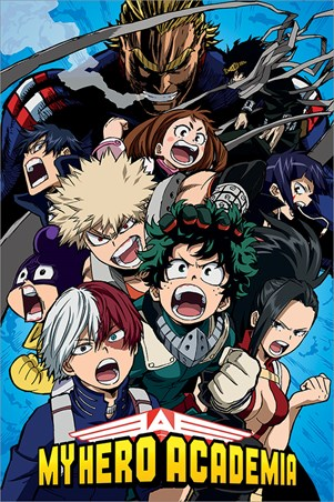 Cobalt Blast Group - My Hero Academia