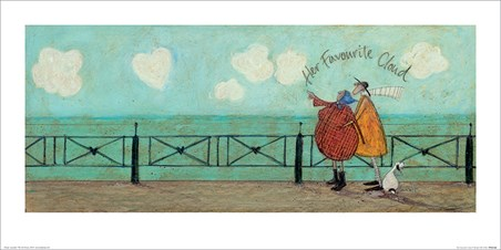 Her Favourite Cloud II - Sam Toft