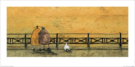 A Romantic Interlude PopArtUK - Sam Toft