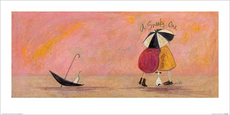A Sneaky One II - Sam Toft