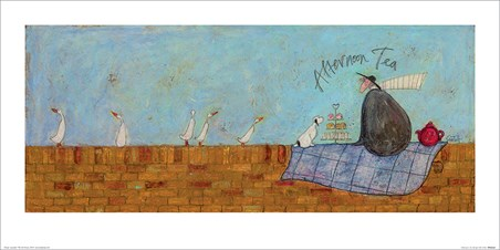 Afternoon Tea - Sam Toft