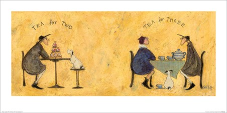 Tea for Two, Tea for Three - Sam Toft