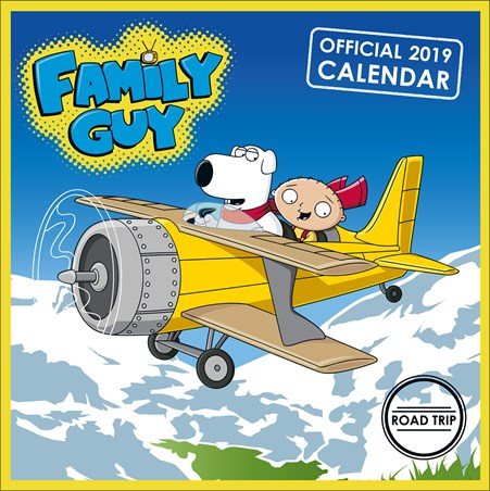 Stewie and Brian's Road Trip - Family Guy