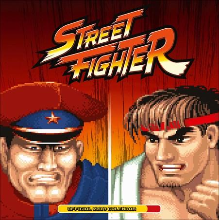 The World Warrior - Street Fighter