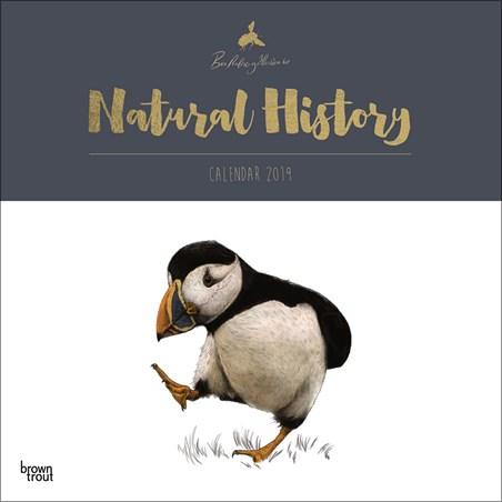 Natural History - Ben Rothery