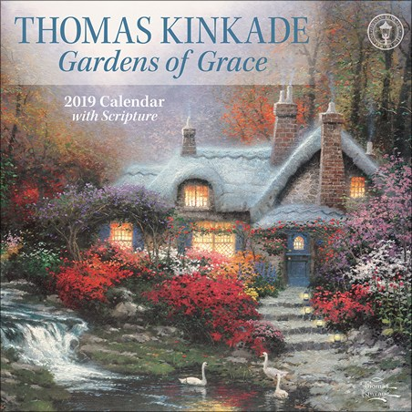Gardens of Grace - Thomas Kinkade