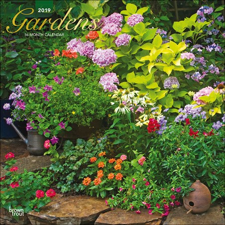Gardens - Flowering Fancies of The World
