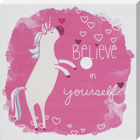 Believe In Yourself - Unicorn