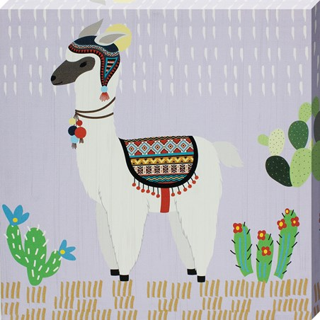 Fiesta Ready! - Little Llama II