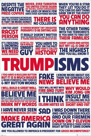 Trumpisms - President Trump
