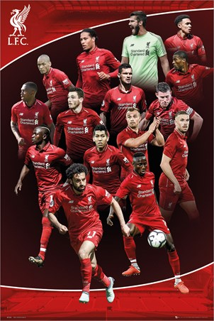 Team Photo - Liverpool FC