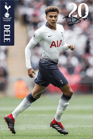 Alli 18-19 - Tottenham Hotspur