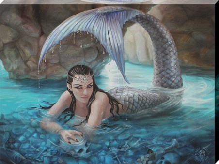 Hidden Depths - Anne Stokes
