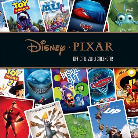 Pixar Collection - Disney