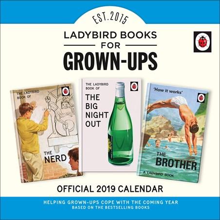 Books For Grown Ups - Ladybird