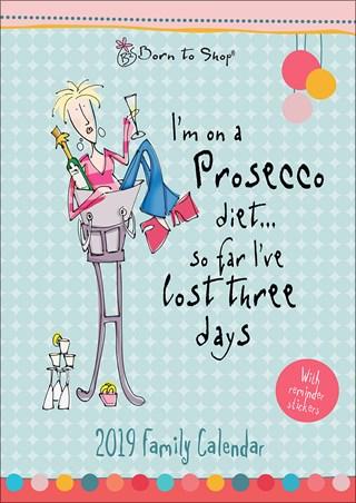 Prosecco Diet - Born to Shop