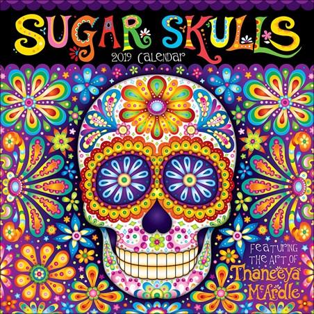 Sugar Skulls - Thaneeya McArdle