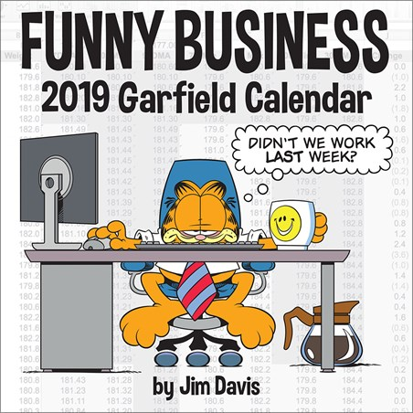 Funny Business - Garfield