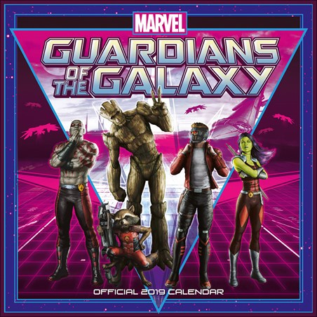 New Year, New Galaxy - Guardians Of The Galaxy