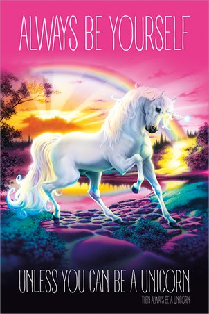 Always Be Yourself - Unicorn