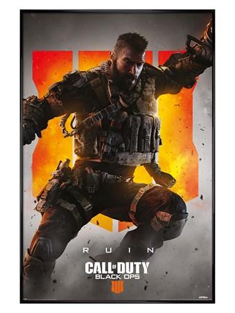 Gloss Black Framed Ruin - Call Of Duty: Black Ops 4