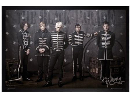 Black Parade - My Chemical Romance