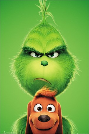 Grinch and Max - The Grinch