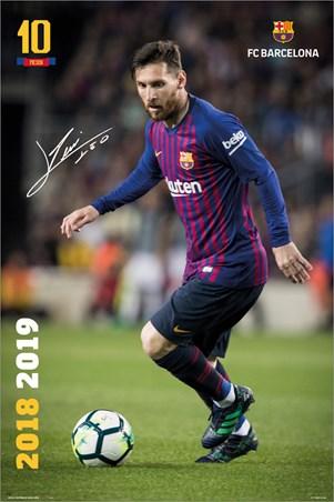 Messi 18-19, Barcelona FC