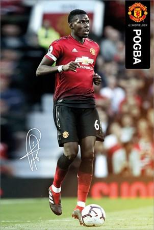 Pogba 18-19 - Manchester United