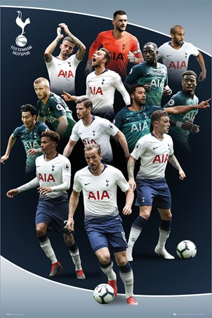 Players 18-19 - Tottenham Hotspur
