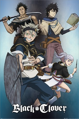 Magic, Black Clover