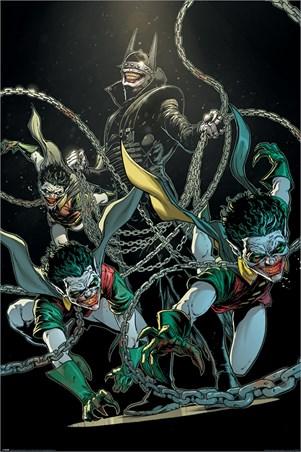 The Bat Who Laughs - Batman
