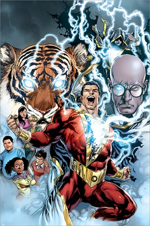 The Power of Shazam - Shazam