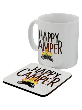 Campfire - Happy Camper