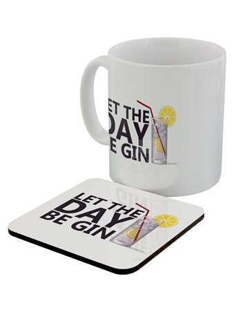 It's Beverage O'Clock - Let The Day Be Gin