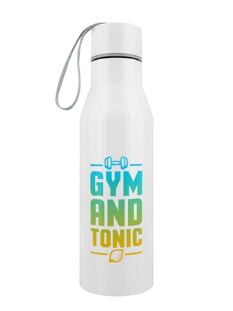 Gym And Tonic - Work Out Not Drunk In
