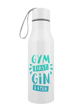 Ultimate Motivation - Gym First Gin Later