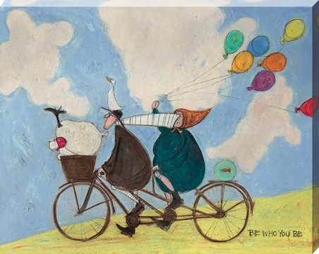 Be Who You Be - Sam Toft